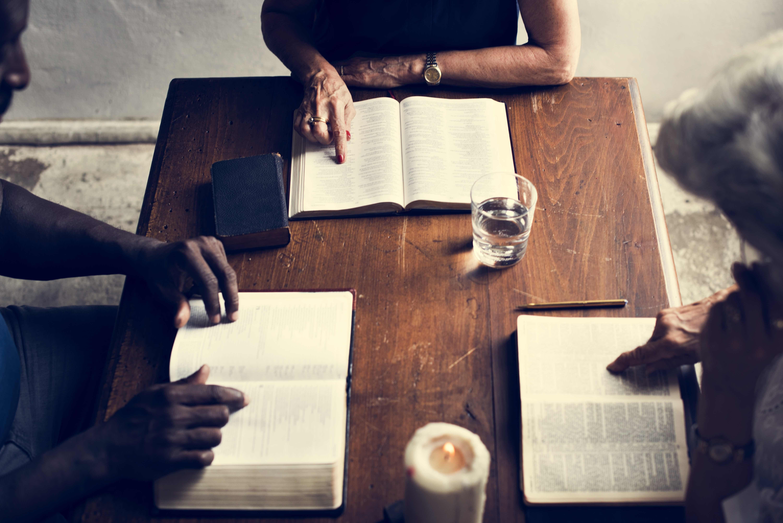 Pray, Listen, Share (Guest Speaker: Patrice Nagant)
